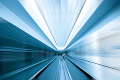 Interior of airport Royalty Free Stock Photos
