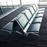 Interior of the airport. Royalty Free Stock Photos