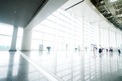 Interior of the airport Royalty Free Stock Photography