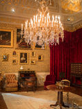 Interior Ajuda Palace Royalty Free Stock Photography