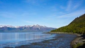 Southcentral Alaska Royalty Free Stock Photography