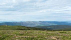 Interior Alaska's Wilderness Royalty Free Stock Photography