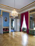 Interior of Amalienborg Castle, Copenhagen Stock Photography