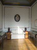 Interior of Amalienborg Castle, Copenhagen Stock Photos