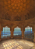 Interior of Amber fort, Jaipur, India Royalty Free Stock Images
