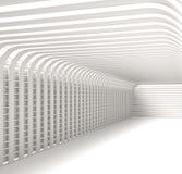 Interior ancho vacío Imagen de archivo