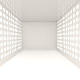 Interior ancho vacío Foto de archivo libre de regalías