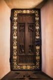 Interior Ancient Door Stock Image