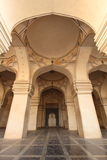 Interior of ancient Mosque Stock Photos