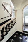 Interior ancient palace Stock Photography