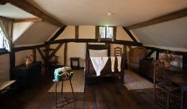 Interior antigo Fotografia de Stock Royalty Free