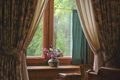 Interior antiquado Imagens de Stock Royalty Free