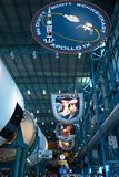Apollo/Saturn V Center Area, Kennedy Space Center Stock Images