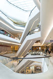 Interior Architecture. Of Central Embassy shopping mall in Bangkok Thailand Royalty Free Stock Photo