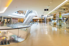 Interior Architecture. Of Central Embassy shopping mall in Bangkok Thailand Stock Image