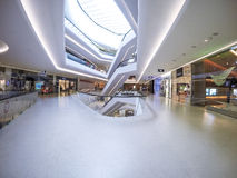 Interior Architecture. Of Central Embassy shopping mall in Bangkok Thailand Royalty Free Stock Photography