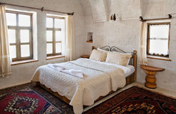 Interior architecture design layout bedroom Royalty Free Stock Images