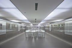 Interior architecture ofa modern library Stock Photos