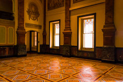 Interior architecture at the Smithsonian Museum of American Art, Royalty Free Stock Images
