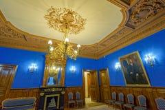 Interior artworks, decor and architecture Stock Photos