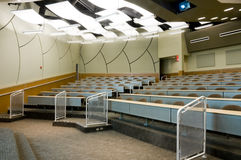 Interior of Auditorium Royalty Free Stock Photography