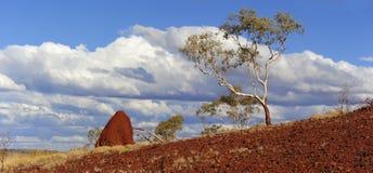 Interior Australia Imagenes de archivo