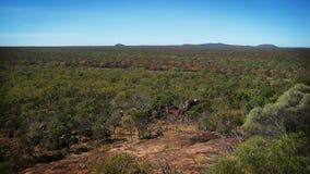 Interior australiano Imagem de Stock
