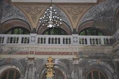Interior of the Austrian Imperial Bath in Baile Herculane,Romania Stock Photo