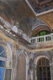 Interior of the Austrian Imperial Bath in Baile Herculane,Romania Stock Photos