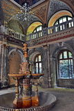 Interior of the Austrian Imperial Bath Stock Photography