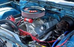 Interior automotive engine Royalty Free Stock Image