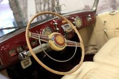 Interior av bilen Fotografering för Bildbyråer