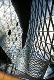 Interior av byggnaden Royaltyfri Fotografi