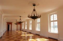 Interior av den Biebrich slotten Royaltyfri Foto