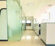 Interior av det moderna kontoret Fotografering för Bildbyråer