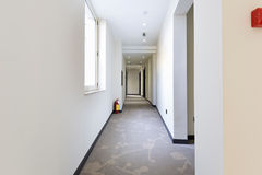Interior av en hotelllobby Royaltyfri Fotografi