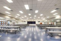 Interior av kafeterian Royaltyfri Foto
