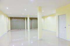 Empty room Stock Image