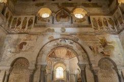 Interior Baptisterium Saint Johannes Royalty Free Stock Photo
