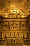 Interior of Baptistry, Florence, Italy Stock Photo