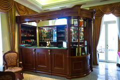 Interior of bar Royalty Free Stock Image