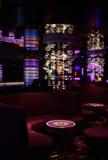 Interior of the bar-disco Stock Photography