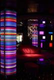 Interior of the bar-disco Royalty Free Stock Photo