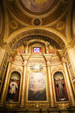Interior of the Basilica Nuestra Senora de Merced in Cordoba Capital, Argentina Stock Photo