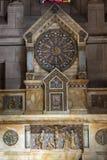 Interior of Basilica Sacre Coeur Stock Images