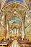 The Basilica of San Francesco Royalty Free Stock Photo