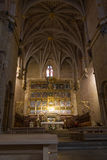 Interior of the Basilica of St. Isidore Royalty Free Stock Photography