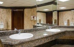 Interior of bath room Royalty Free Stock Image