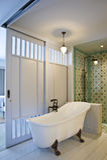 Interior of bath room Royalty Free Stock Photos