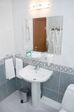 Interior of bathroom Stock Photo